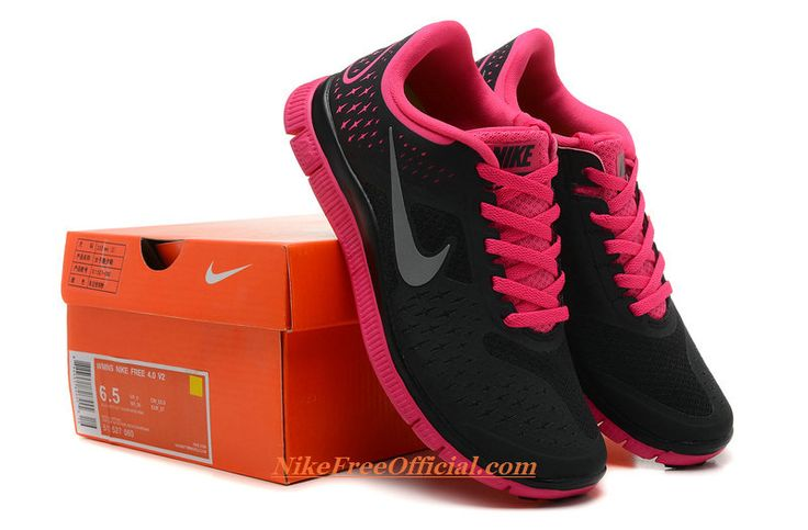 Awesome Nike Wmns Nike Free 50 V4 Hot Punch Pink 2012 Womens Running Shoes
