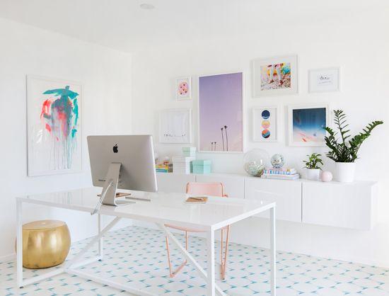 executive office decor. Oh Joy Executive Office  Designed by Sarah Sherman Samuel Best 25 office decor ideas on Pinterest