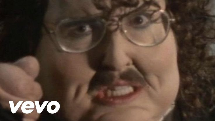 In Weird Al's world there was no peace for the wicked.  So when Michael Jackson's follow-up to Thriller was released, Weird Al went to bat (bad) again, with Fat.