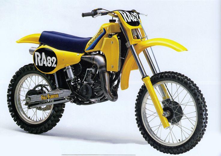 1982 Japanese Factory Suzuki RA82 | Flickr - Photo Sharing!