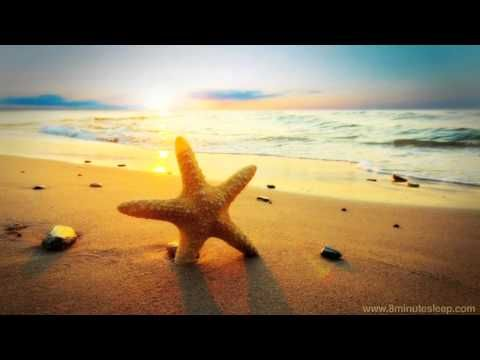 BEACH DAY | Ocean Wave Sounds Help You Relax, Meditate & Fall Asleep (10...