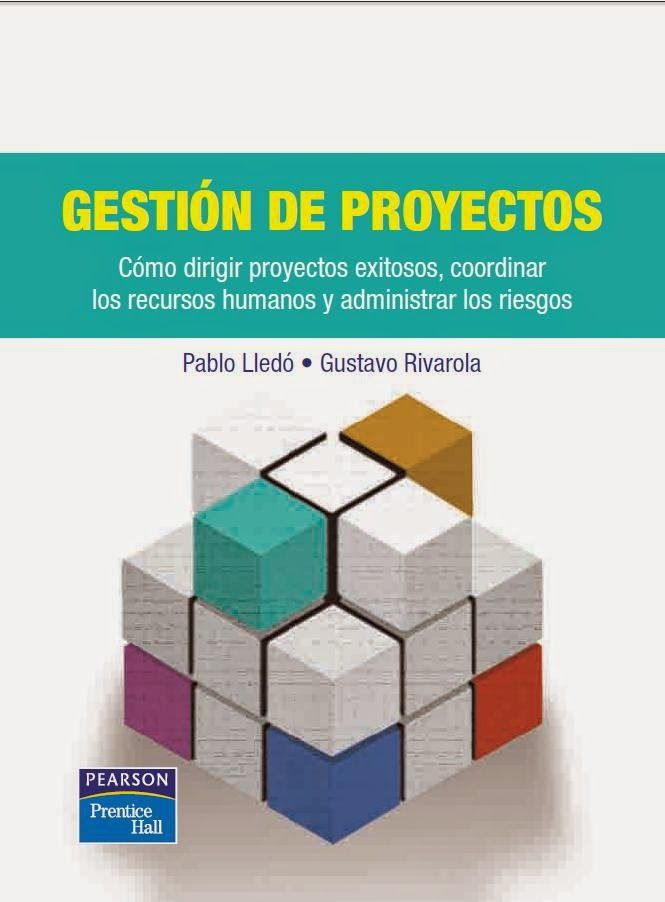 Descarga Libro Gestión de proyectos – Pablo Llendo