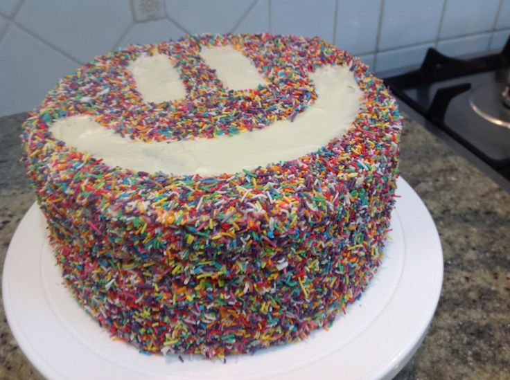 My 12th birthday cake
