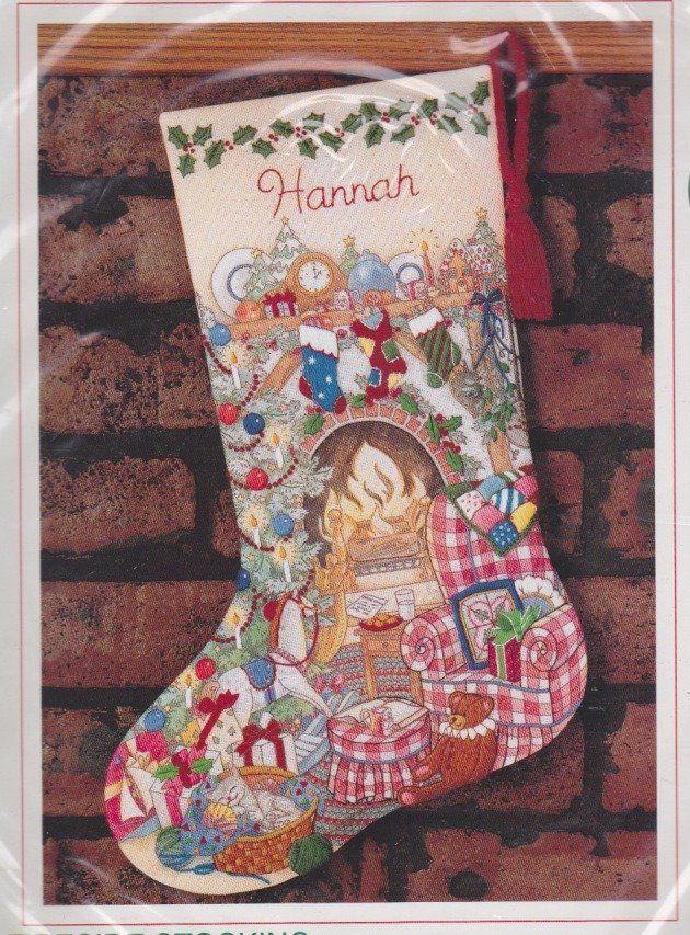 Christmas Stocking Sewing Kits