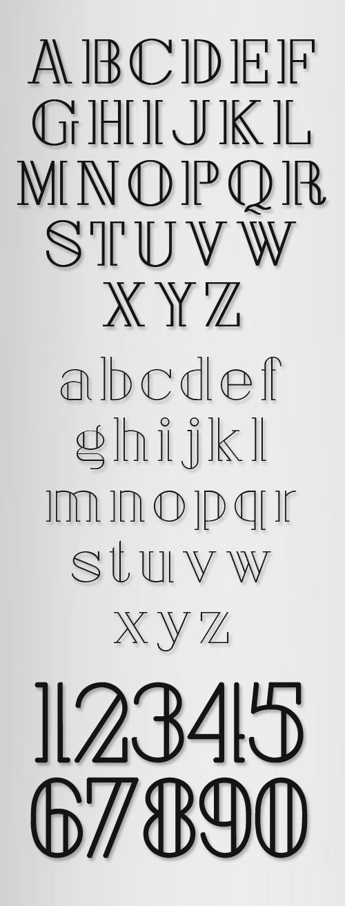 London Free Font for Hipsters #art