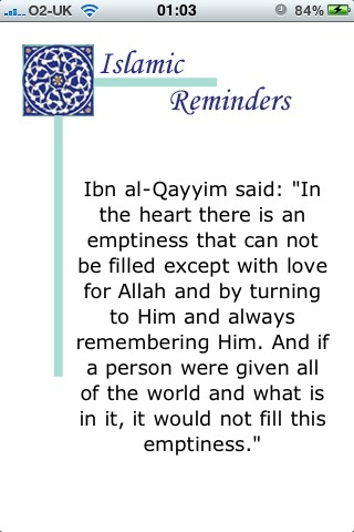 I have felt this emptiness. Believe me only the Love for and of Allah [SWT] can complete us.