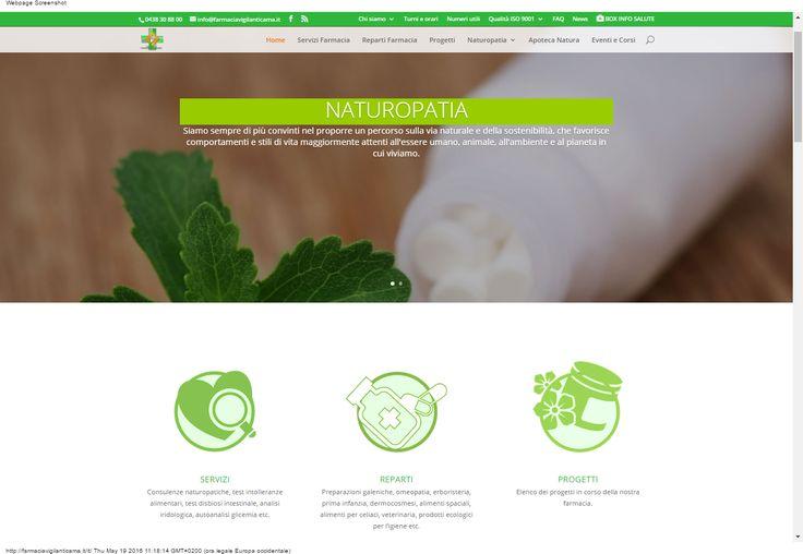 Farmacia Vigilanti Cama - Specializzazione in Naturopatia www.farmaciavigilanticama.it