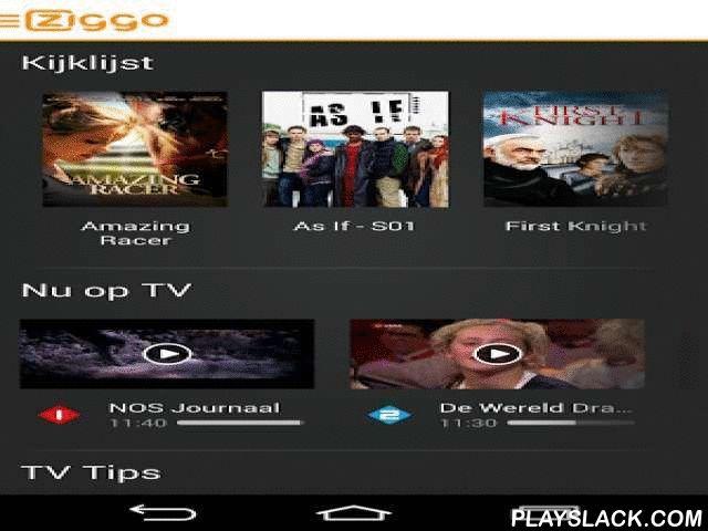 Ziggo TV  Android App - playslack.com , Neemt u televisie én internet af van Ziggo? Dan kunt u met de Ziggo TV app live en On Demand televisie kijken op uw smartphone of tablet. In bed, op zolder, in de tuin of onderweg… de gratis TV app laat u overal in Nederland genieten van televisie.Met de TV app heeft u altijd een overzichtelijke programmagids bij de hand, net als een uitgebreide On Demand catalogus. En heeft u bij Ziggo een internetabonnement? Dan kunt u met de TV app veel populaire…