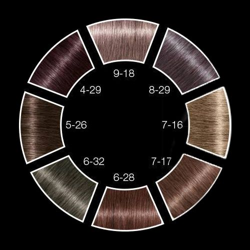 Schwarzkopf Professional Igora Royal Metallics Color Wheel