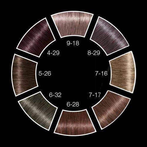 Schwarzkopf Professional Igora Royal Metallics Color Wheel