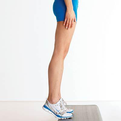Cviky na stehná pre začiatočníkov ;-) #cviky #cvičenie #stehná #nohy