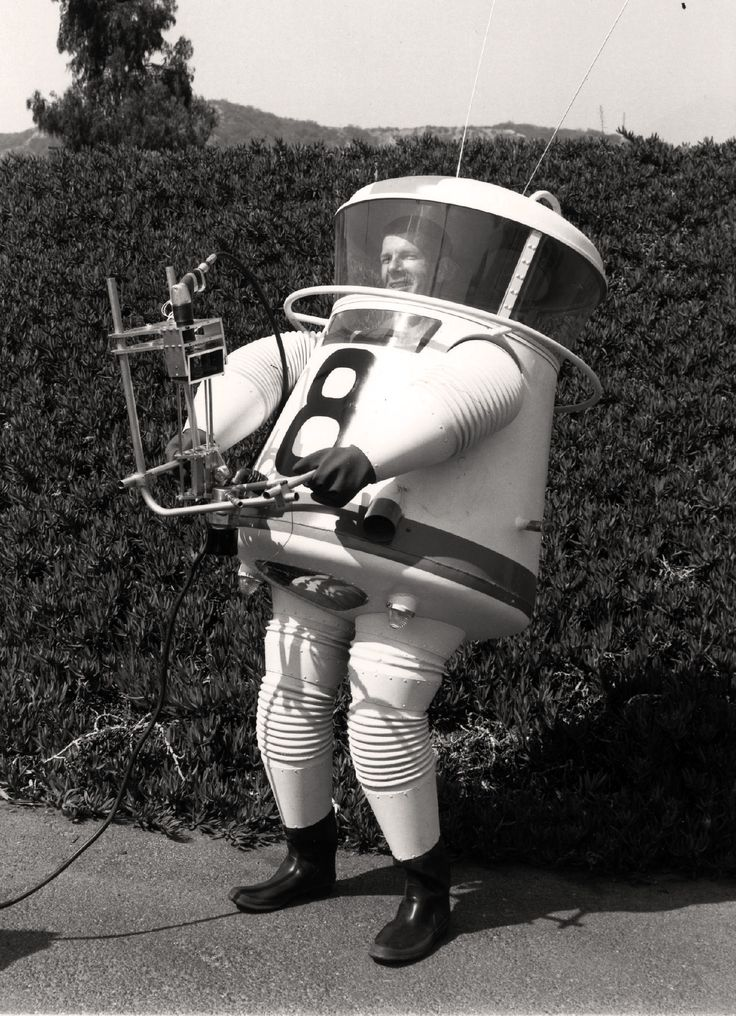 50s space suits - photo #36