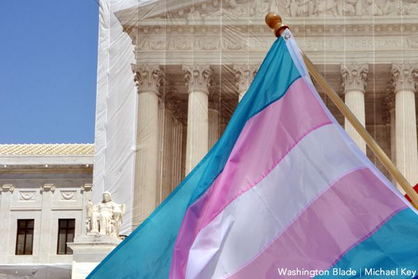 Kenda Kirby, #transgender, Supreme Court, gay news, Washington Blade...