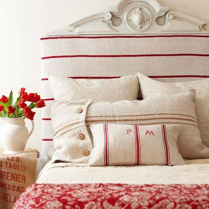 Le 25 migliori idee su testata del letto su pinterest - Parete testata letto dipinta ...