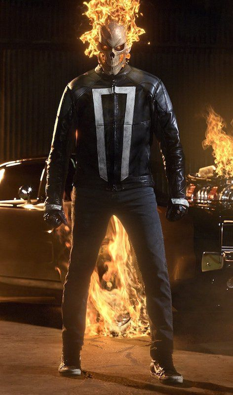 Marvel Hero Ghost Rider aka Johnny Blaze Joins The Marvel Agents of SHIELD TV Show, Makes List of 25 Most Powerful Marvel Cinematic Universe Super Heroes, Check Out What Other Marvel Heroes Made List - DigitalEntertainmentReview.com