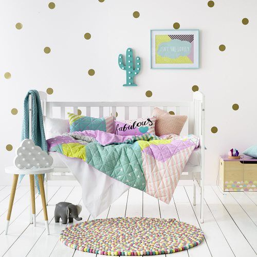 Molly Quilted Cot Bedlinen