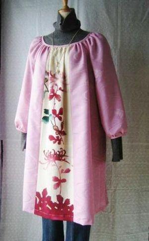 着物リメイクの洋服・ワンピース・ドレスの作り方(リホーム リフォーム 型紙 ブログ 画像 本 2/2 : リフォーム情報館