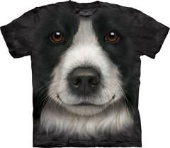Border Collie Face Shirt $29.99 - $24.99 Border Collie Face Shirt The Border Collie T-shirt features an over-sized relaxed fit, with reinforced double-stitching on all seams. A mid-weight, 100% cotton tee, hand-dyed and screen printed in New Hampshire using signature water-based inks and dyes.These are Officially Licensed Dean Russo designs. Don't fall for the knock offs with poor printing and fabric quality!After just one wash you will not know where the print ends and the shirt begins…