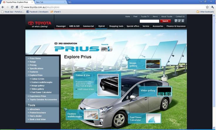 Toyota Prius - http://ronaldjusuf.wordpress.com/2013/02/22/toyota-prius/