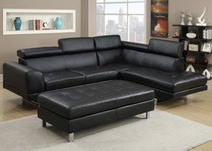 Black Sectional, /category/living Room/black Sectional 4. Part 65