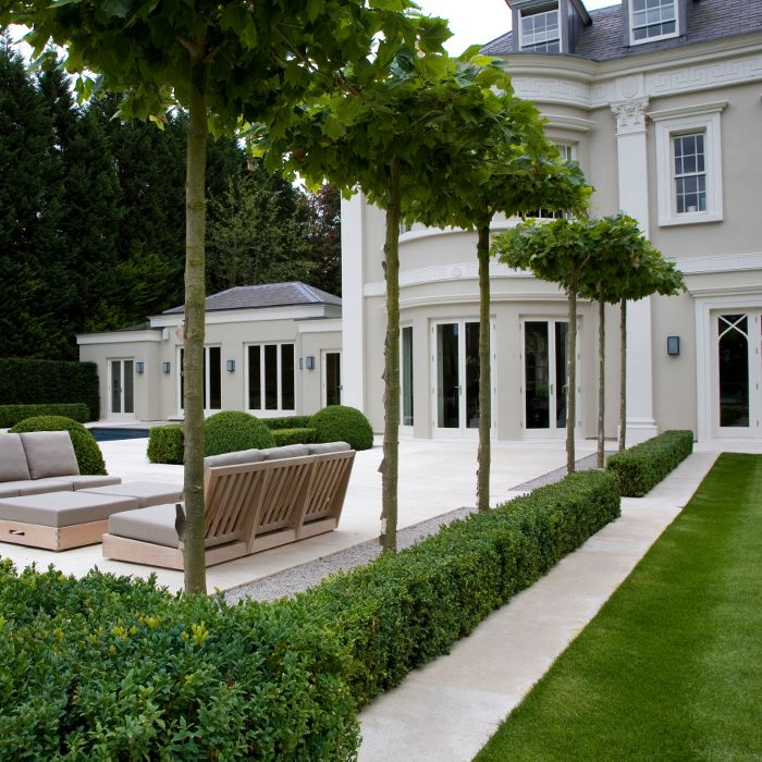 Louisa- we love this style for the patio area- Landform Consultants - Wentworth Estate