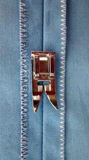 Cómo hacer terminaciones de calidad en costura de prendas de vestir. Surfilado…