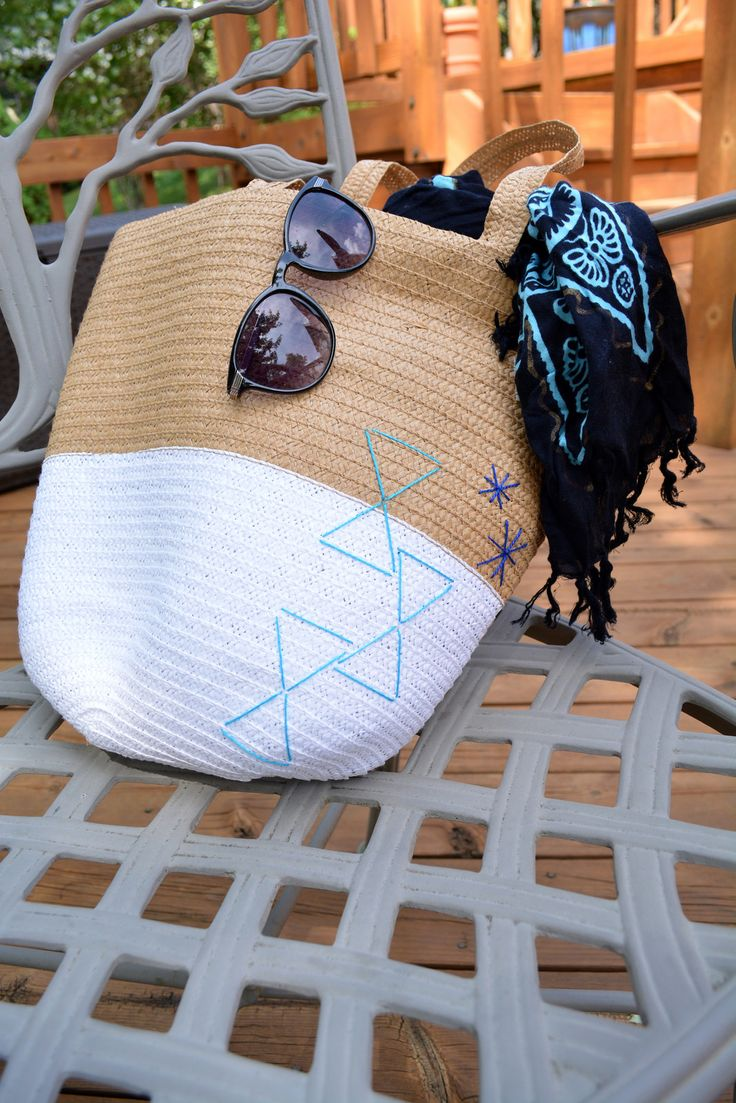 It may be cold, but it is never too early to look for the perfect beach bag