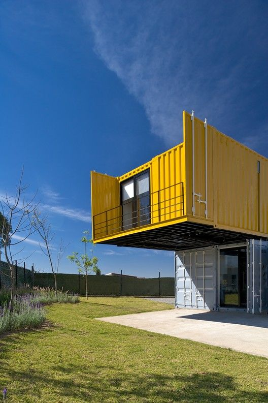 79 best CONTAINER HOME images on Pinterest   Projects, Container home and  Creative