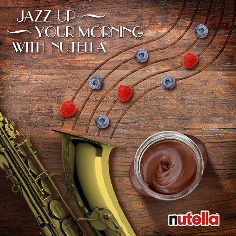 Apr 2016 - International jazz day - Nutella