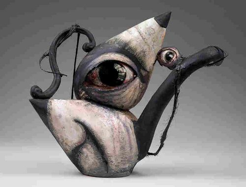 Picasso Teapot