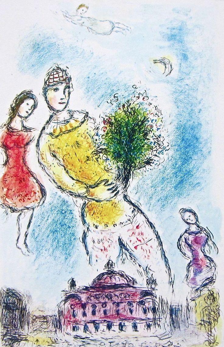 Ver 1000 id er om dans p pinterest dance moms balett for Chagall derriere le miroir