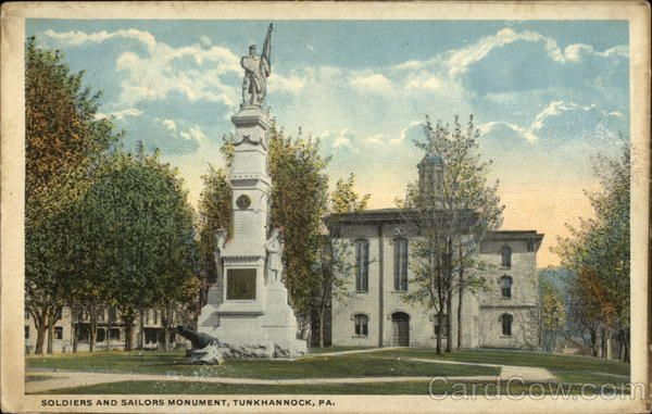 117 Best Images About Tunkhannock Pa On Pinterest Lakes Museums And Postcards