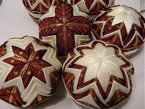 vianočné ozdoby 46 -  8cm