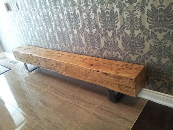ber ideen zu holzbank auf pinterest werkb nke. Black Bedroom Furniture Sets. Home Design Ideas