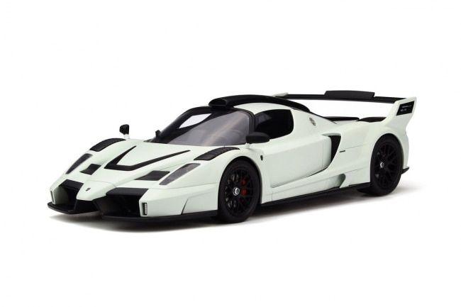 Ferrari Enzo Gemballa Mig U1 Hard Top White With Images