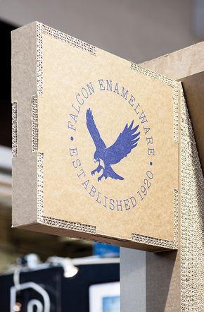 Falcon Enamelware popup