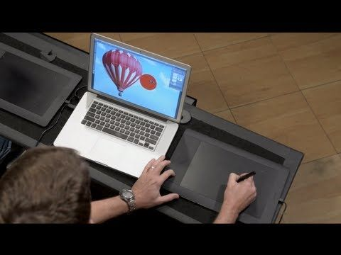 Quick Tips for Using a Wacom Tablet by Photoshop Guys, Corey Barker and Pete Collins.