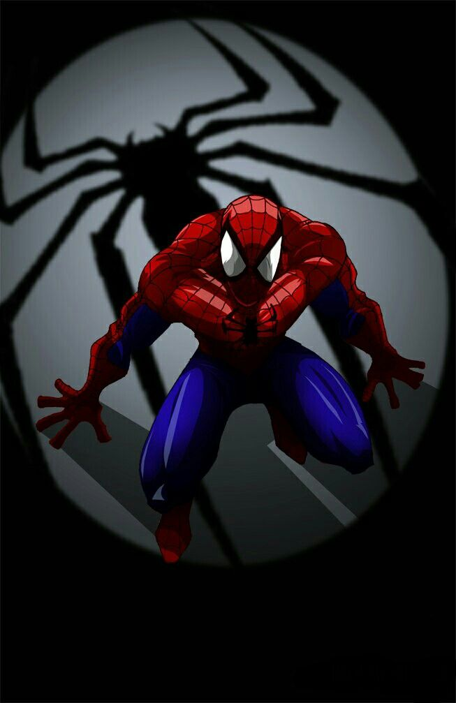#Spiderman #Fan #Art. (Spiderman) By: Misterho. ÅWESOMENESS!!!™ ÅÅÅ+