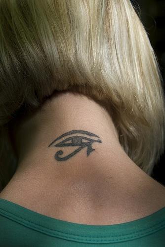 36 best eyes tattoo images on pinterest eye of horus for Eye of horus temporary tattoo