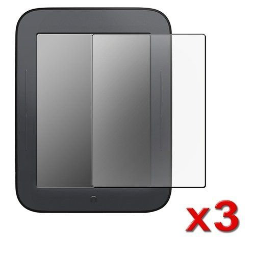 eForCity 3 packs Anti-Glare Screen Covers Compatible with Barnes & Noble NOOK Simple Touch with GlowLight by eForCity. $0.39. Compatible with: Barnes & Noble NOOK Simple Touch with GlowLight.