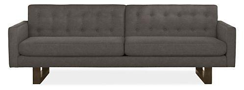 Wells Custom Sofa - Modern Custom Sofas - Modern Custom Furniture - Room & Board