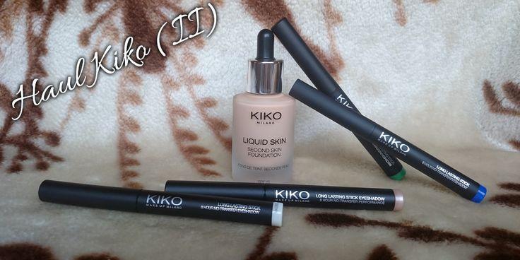 Comprando en... KIKO (II) - Hertally's MakeUp