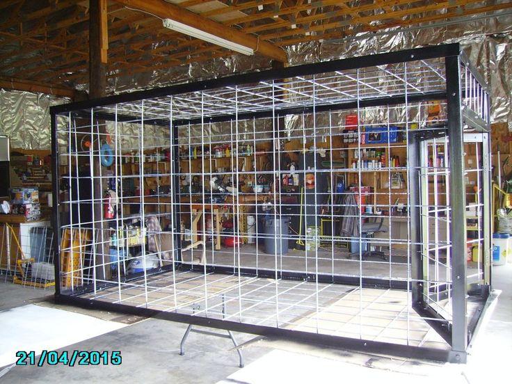 Hog Pig wild boar trap cage steel galvanized wire pen pick up NEW Vero Florida