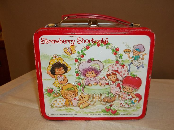 Vintage Strawberry Shortcake items | Roll over Large image to magnify, click Large image to zoom