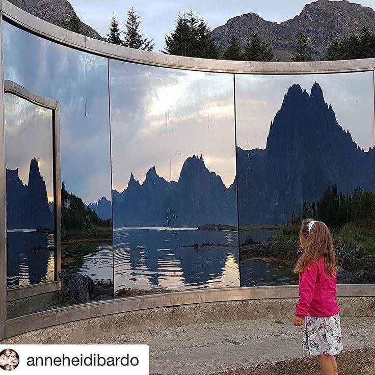 Speilbilde. #reiseblogger #reiseliv #reisetips #reiseråd  #Repost @anneheidibardo (@get_repost)