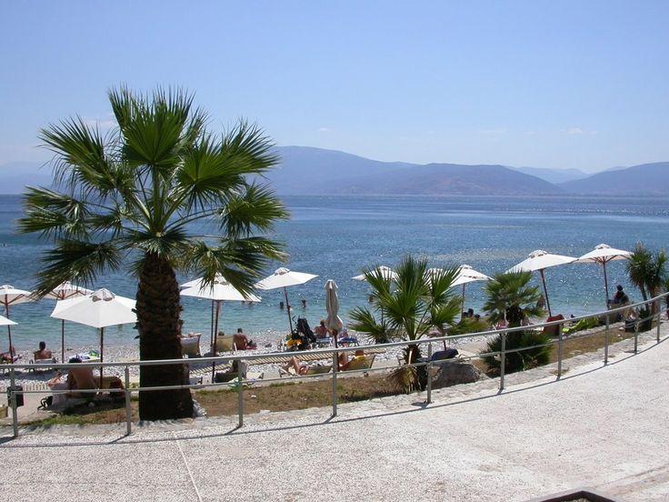 Beach near Nafplion