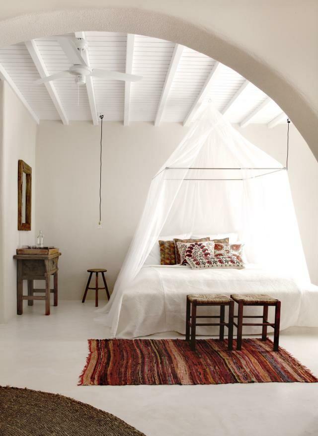 fantasy vacation bedroom
