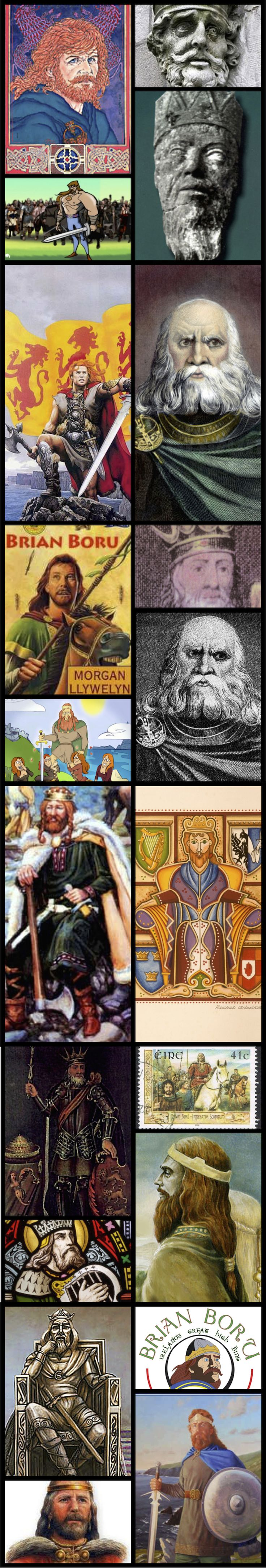 Picturing Ireland's First High King - Brian Boru