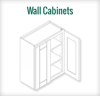 Bristol Chocolate RTA Wall Cabinets For Sale @ Discount Price