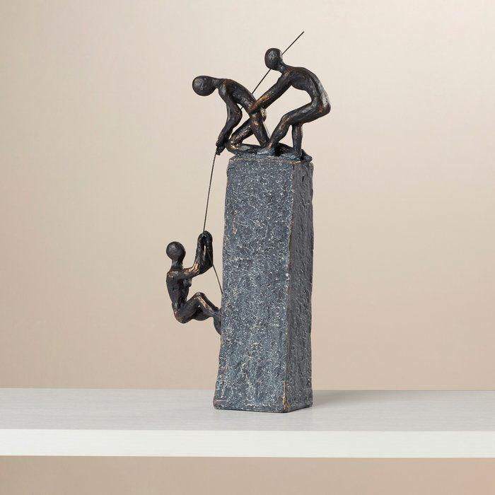 Mikkelson Figurine Zen Home Decor Red Barrel Studio Contemporary Decorative Objects